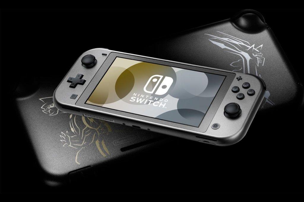 Nintendo Switch Lite édition Dalkia et Palkia