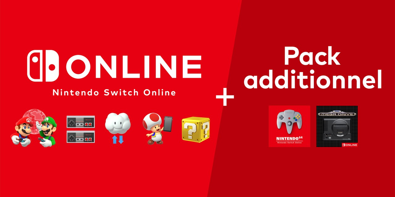 Switch Online + extension