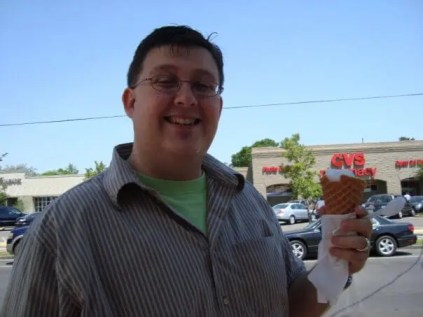 Geek Fitness before picture - fat BJ