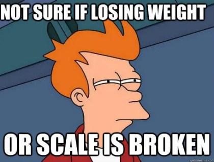 Weight Loss Meme - Futurama