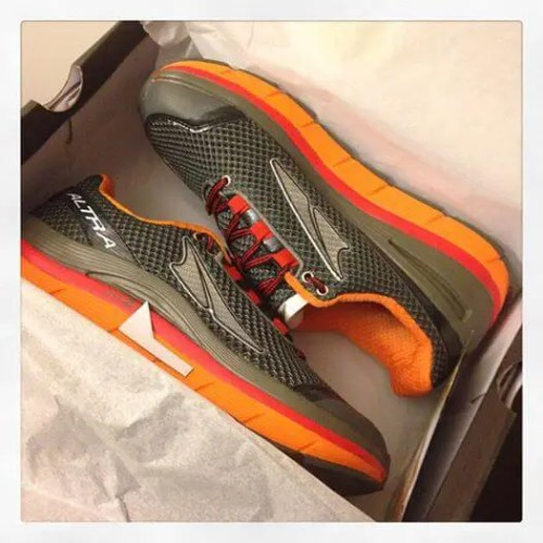 Altra Olympus Running Shoes in Box