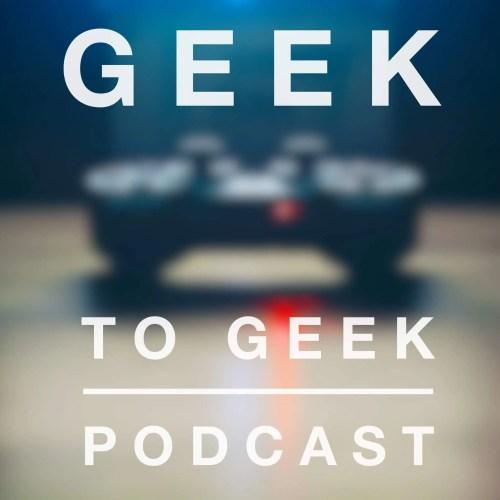 Geek to Geek Podacst Art