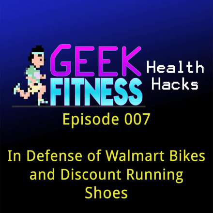 In Defense of Discount Running Shoes and Walmart Bikes