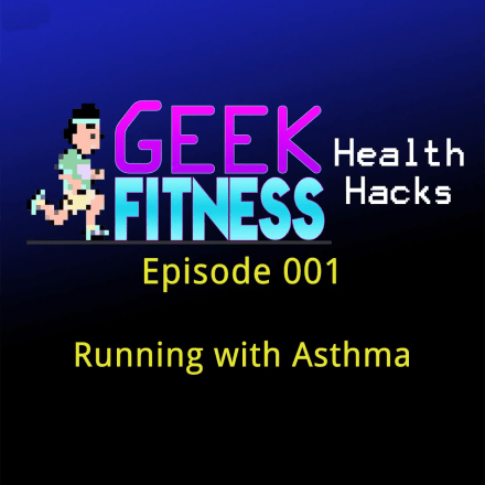 Running with Exercise Induced Asthma! (Health Hacks 001)