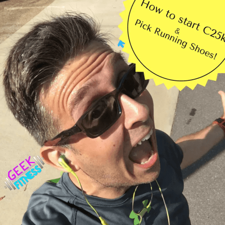 how to start couch-to-5k and pick running shoes (health hacks 024)