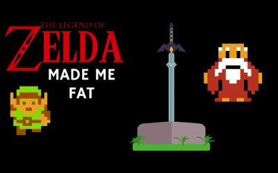 The Legend of Zelda: Breath of the Wild is so good it made me fat