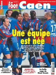 Couverture du journal le Foot