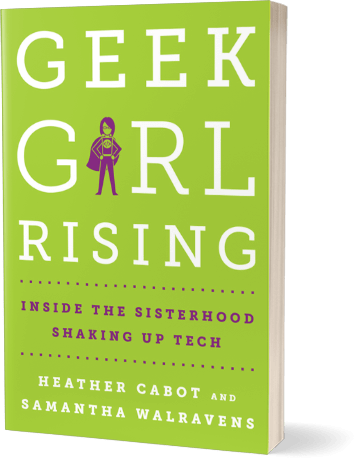 Geek Girl Rising Book
