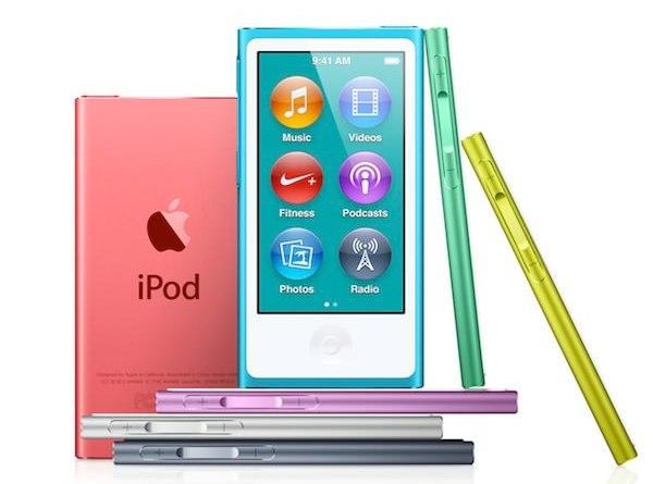 Nuevo iPod Nano