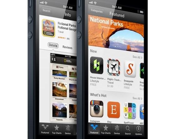 iPhone 5 iOS