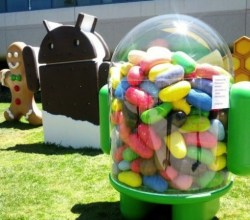 Android Jelly Bean Xperia