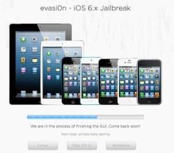 Evasi0n Jailbreak iOS 6