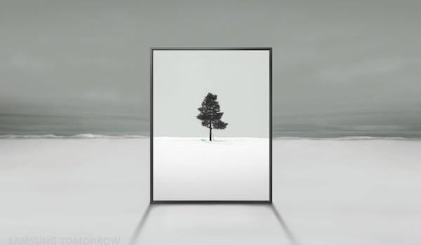 Samsung Nuevo Diseño TV