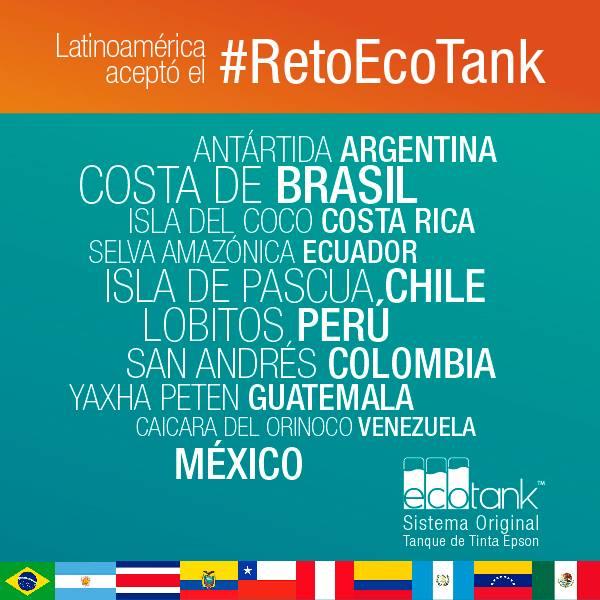 #RetoEcotank