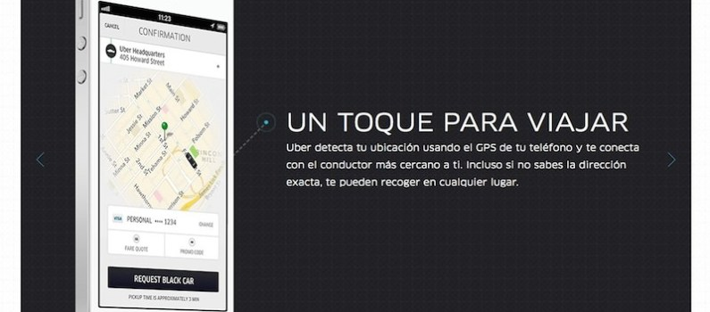 Uber Guatemala