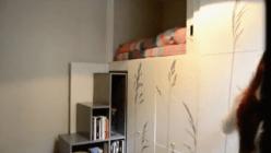 Apartamento de 8 metros cuadrados