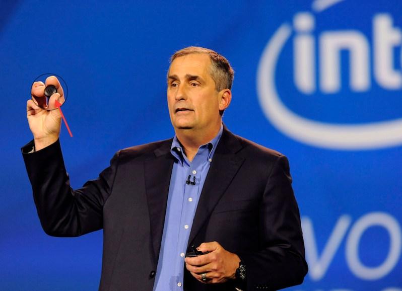 Intel Curie - El micropocesador para Wearables
