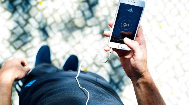 Adidas Go App