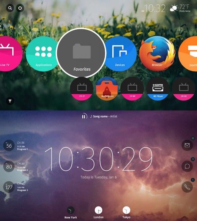 Firefox TV
