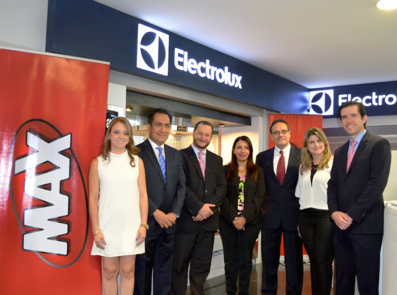 Electrolux lanzamiento Guatemala