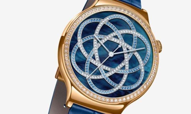 Huawei y Swarovski y su Smartwatch