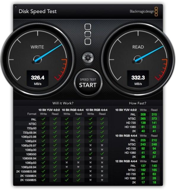 Test Hyperx Savage Velocidad