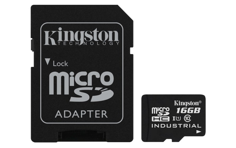 MicroSD UHS-I Kingston