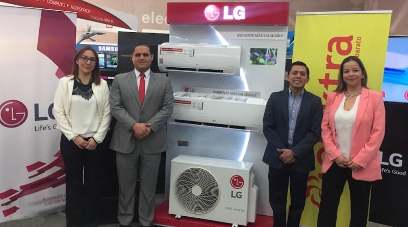 LG Electronics - Aire Acondicionado