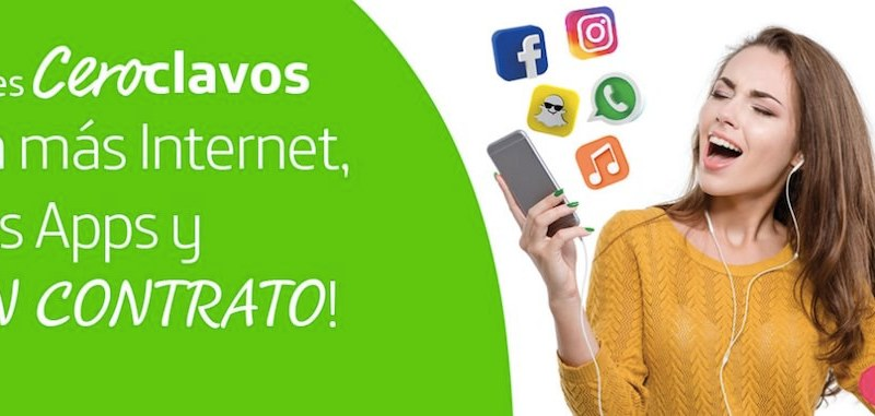 Plan Cero Clavos 2017 Movistar