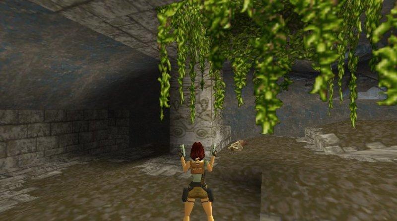 Open Lara Tomb Raider 2