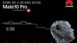 Lanzamiento Huawei Mate10Pro