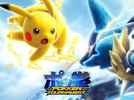 Pokken Tournament DX-geek-guruji
