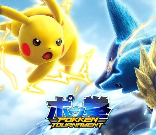 Pokken Tournament DX-geek-guruji