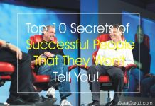 Secrets of Successful People That They Won't Tell You-geekguruji