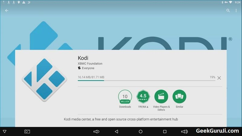 How To Install Kodi On Android Box From Scratch Kodi