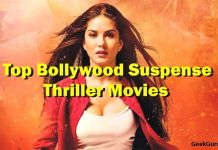 Bollywood suspense thriller movies list
