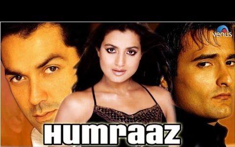 romantic Hindi thriller movies