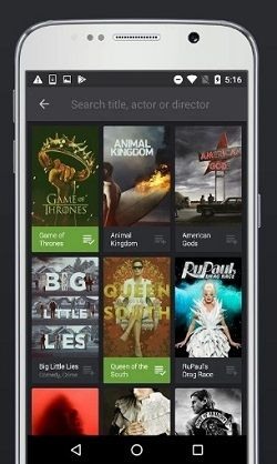 apps similar to showbox