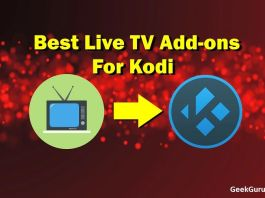 best Kodi Addons for Live TV streaming