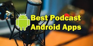 Best Android Apps for Podcasts
