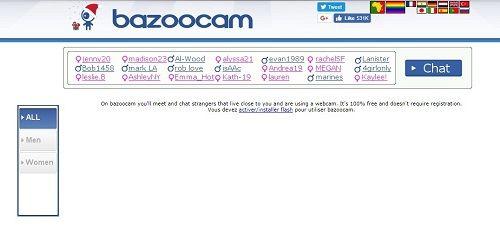 similar websites like Omegle
