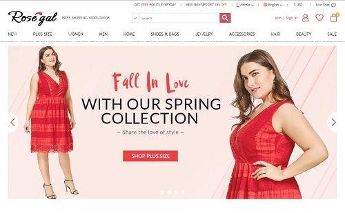 websites like Fashion Nova