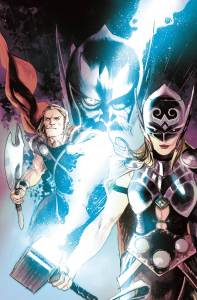Thor Annual - Cover - Marvel