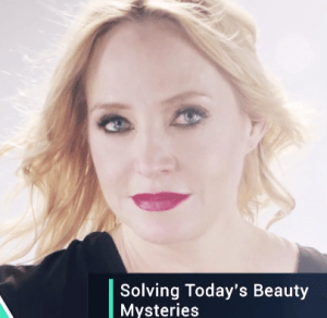 Holly Fulger, The Hollywood Beauty Detective
