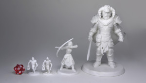 Hero Forge offers a variety of options