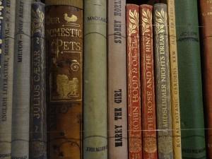 Collect books!