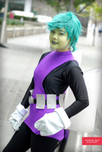 Photo: MiKE BOiKE Cosplay Photography (http://facebook.com/CosPog) Series: Teen Titans Cassib - Fem!Beast boy
