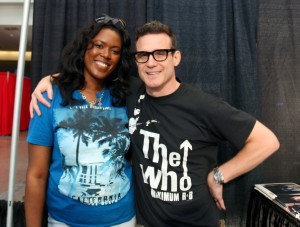 Jill with Eddie