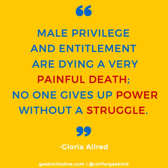 Gloria Allred Quote