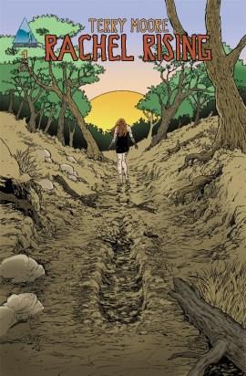 Rachel Rising Cover Terry Moore